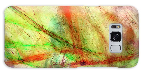Untitled #140922, From The Soul Searching Series Galaxy Case