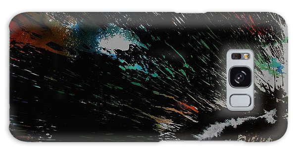 Galaxy Case featuring the painting Rosnai by Tamal Sen Sharma