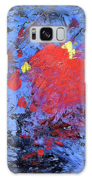 Untitled Abstract-7-817 Galaxy Case