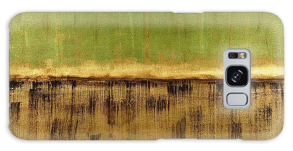 Green Galaxy Case - Untitled No. 12 by Julie Niemela