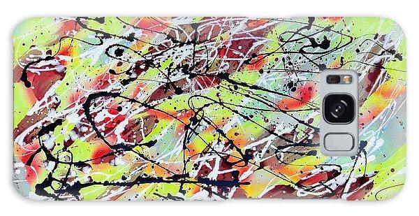 Untitled Galaxy Case by Patrick Morgan