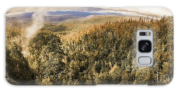 Cause Galaxy Case - Untouched Wild Wilderness by Jorgo Photography - Wall Art Gallery