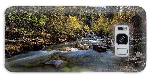 Up A Colorado Creek Galaxy Case