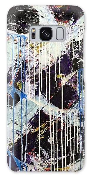 Up In The Air Galaxy Case by Sheila Mcdonald