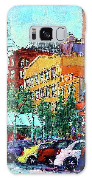 Up On Broadway Galaxy Case