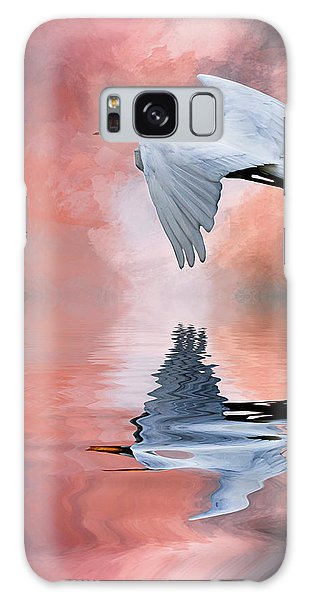 Up. Up And Away Galaxy Case by Cyndy Doty