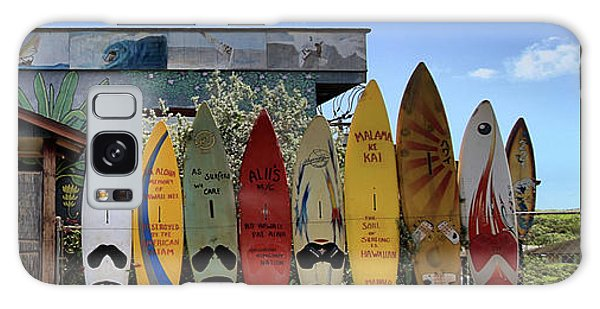 Upcountry Boards Galaxy Case