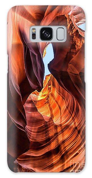Upper Antelope Canyon Galaxy Case