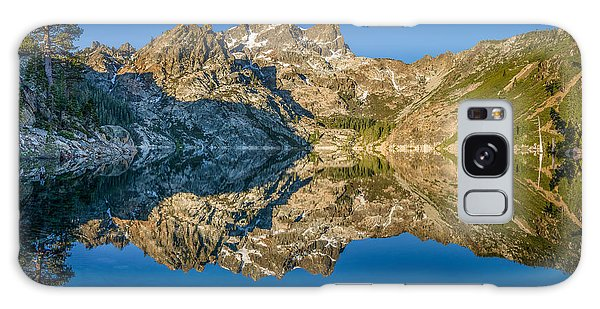 Upper Sardine Lake Panorama Galaxy Case
