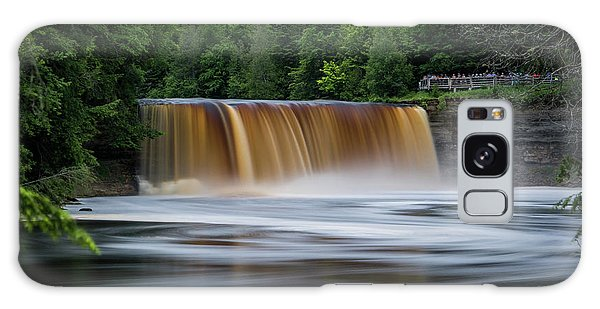 Upper Tahquamenon Falls Galaxy Case