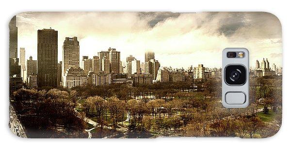Upper West Side Of New York City Galaxy Case