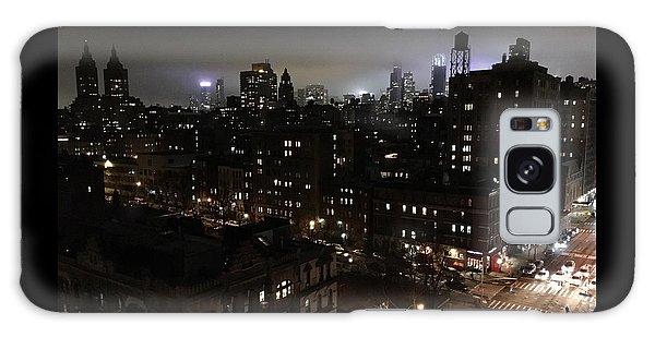 Upper West Side Galaxy Case by JoAnn Lense