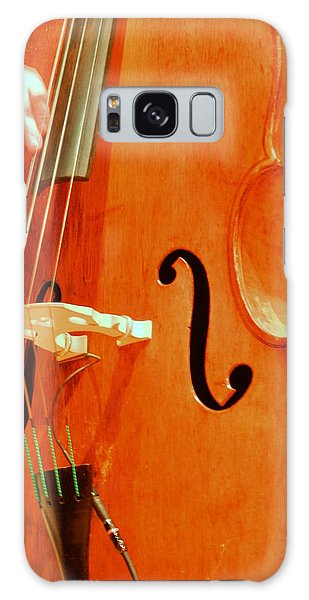 Upright Bass 3 Galaxy Case