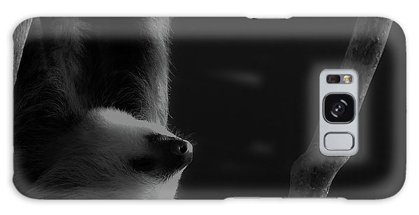 Upside Down Sloth Galaxy Case
