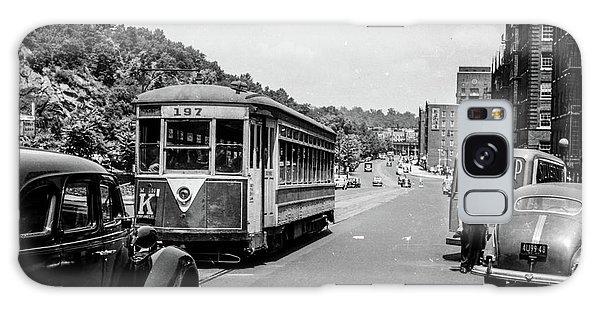Uptown Trolley Near 193rd Street Galaxy Case