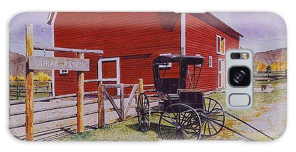 Ouray Ranch Galaxy Case