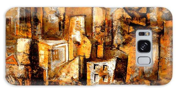 Urban Abstract #1 Galaxy Case