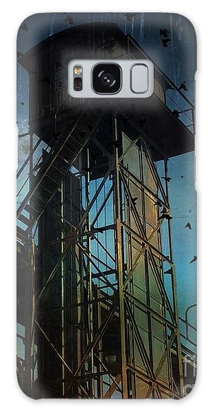 Galaxy Case featuring the photograph Urban Past by Ivana Westin