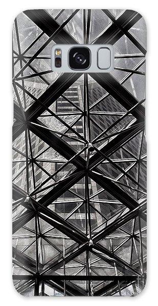 Urban Patterns - Sao Paulo  Galaxy Case
