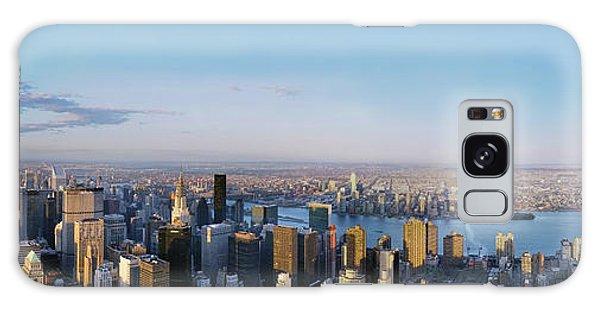 Chrysler Building Galaxy S8 Case - Urban Playground by Az Jackson