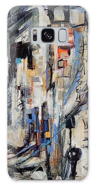 Urban Street 2 Galaxy Case by Mary Schiros