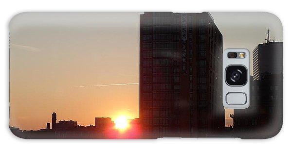 Urban Sunset Galaxy Case
