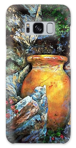 Urn Among The Rocks Galaxy Case