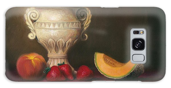 Urn With Fruit Galaxy Case