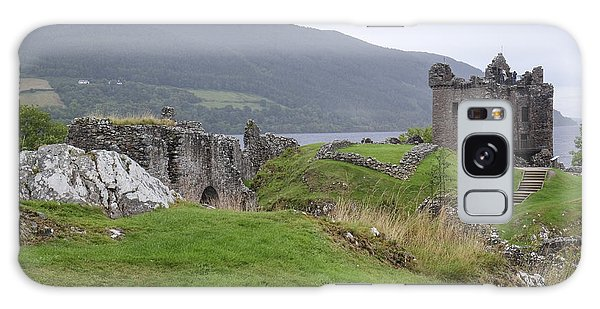 Urquhart Castle - Drumnadrochit Galaxy Case
