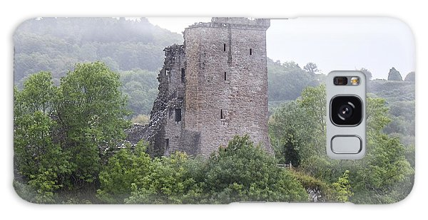 Urquhart Castle - Grant Tower Galaxy Case