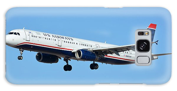 Us Airways Airbus A321-231 N567uw Galaxy Case
