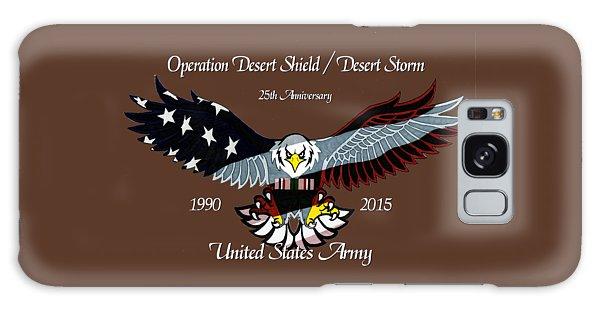 Us Army Desert Storm Galaxy Case