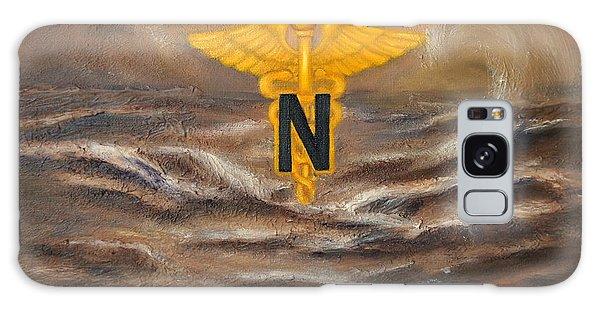 U.s. Army Nurse Corps Desert Storm Galaxy Case