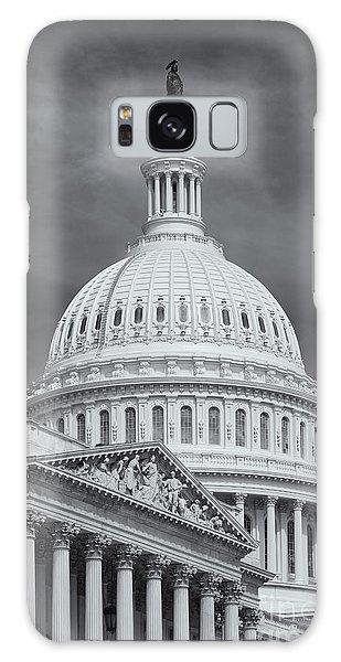 Us Capitol Building Iv Galaxy Case