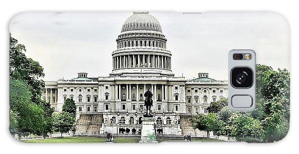 U.s. Capitol Building Galaxy Case