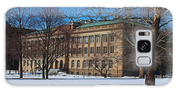 Us Court House And Custom House Galaxy Case