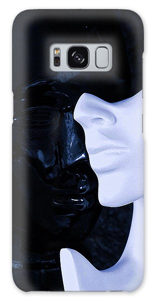 Galaxy Case featuring the photograph US by Elf Evans