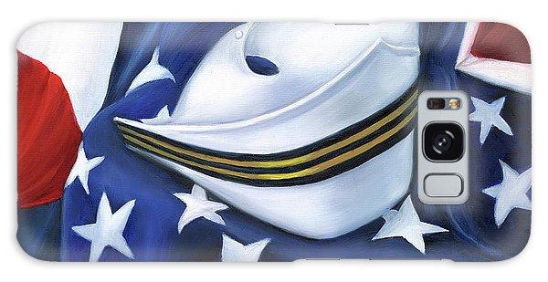 U.s. Navy Nurse Corps Galaxy Case by Marlyn Boyd