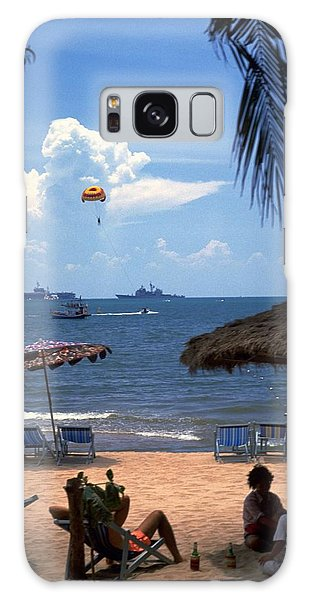 Us Navy Off Pattaya Galaxy Case