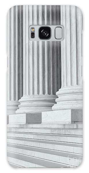 Us Supreme Court Building Iv Galaxy Case by Clarence Holmes
