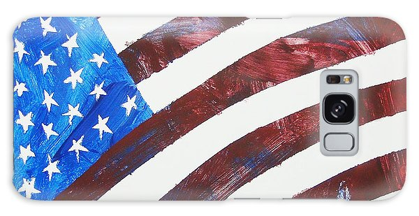 Usa Forever Galaxy Case