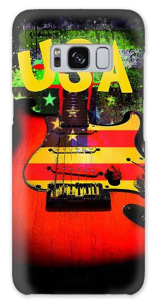 Usa Guitar Music Galaxy Case