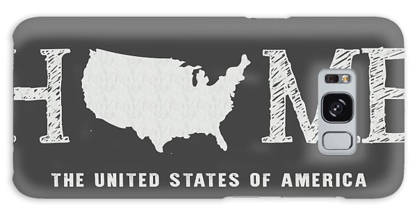 America Map Galaxy Case - Usa Home by Nancy Ingersoll