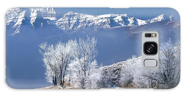 Usa, Utah, Deer Creek State Park Galaxy Case
