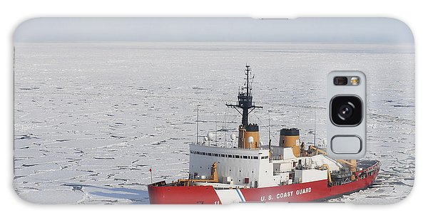 Uscgc Polar Sea Conducts A Research Galaxy Case