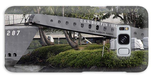 U.s.s. Bowfin Galaxy Case