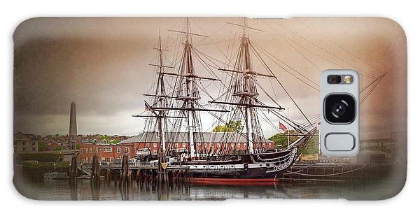 Uss Constitution Boston  Galaxy Case