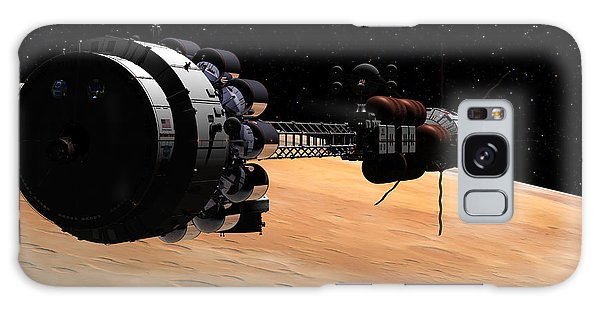 Uss Hermes 1 In Orbit Galaxy Case