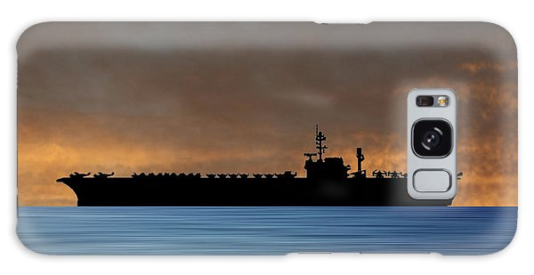 Hawk Galaxy Case - Uss Kitty Hawk 1955 V3 by Smart Aviation