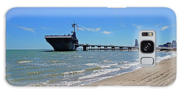 Uss Lexington Galaxy Case